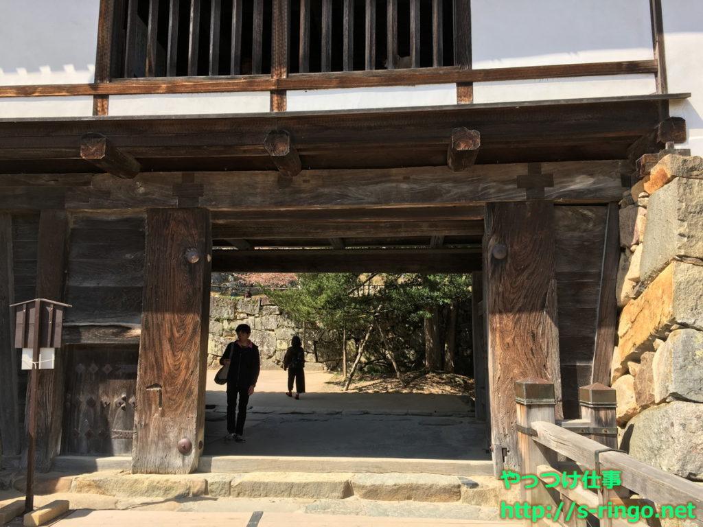 彦根城・天秤櫓